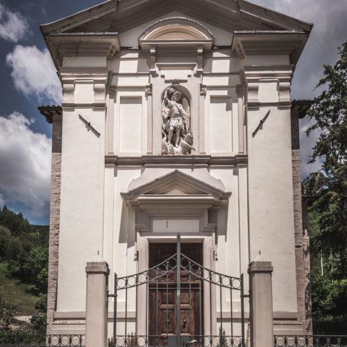 Chiesa in Sostino
