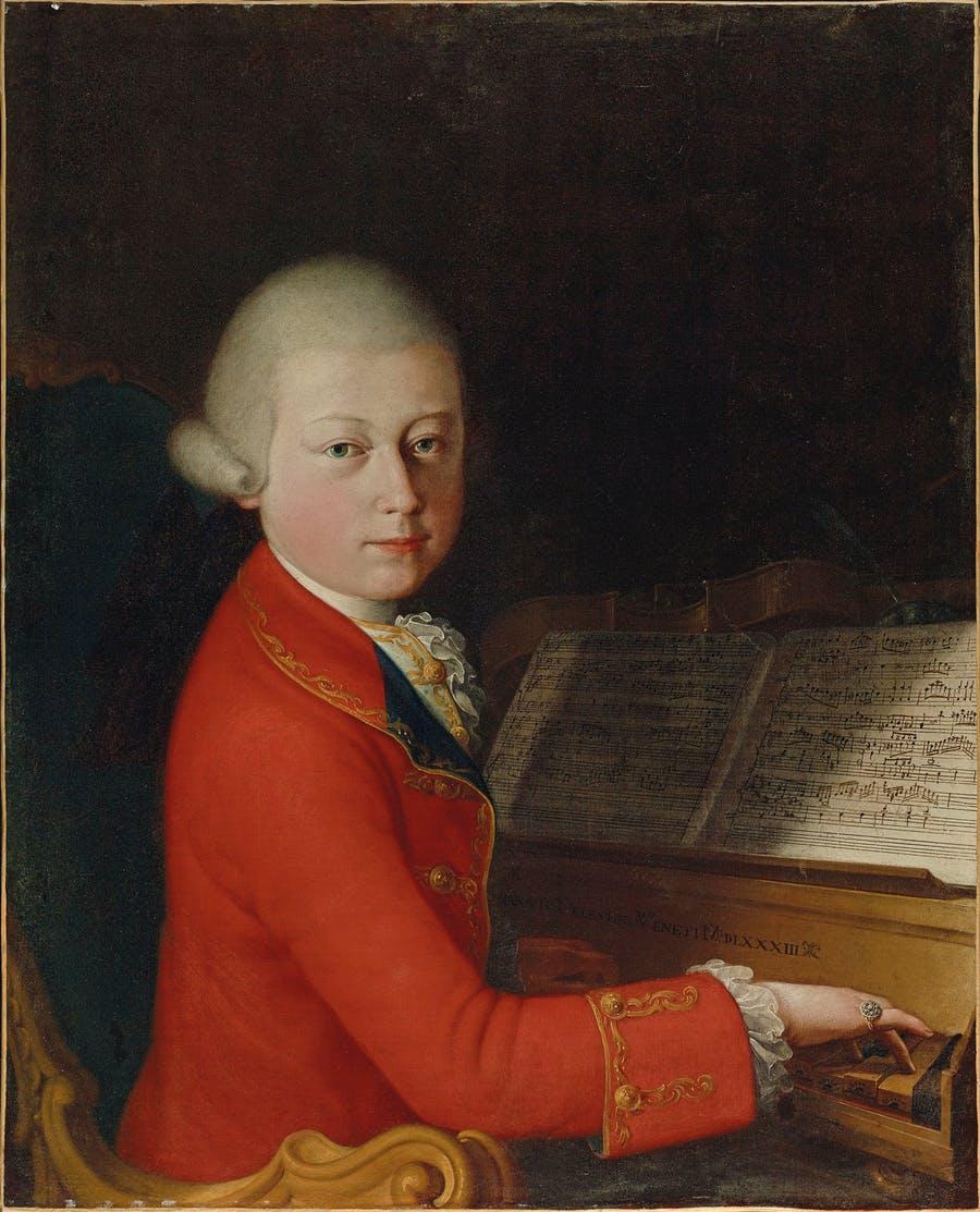 Mozart Casenove Serrone Umbria